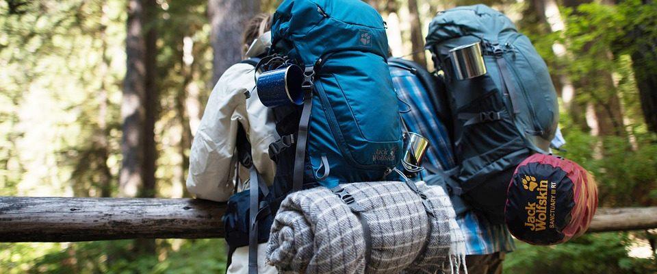 outdoorové oblečení