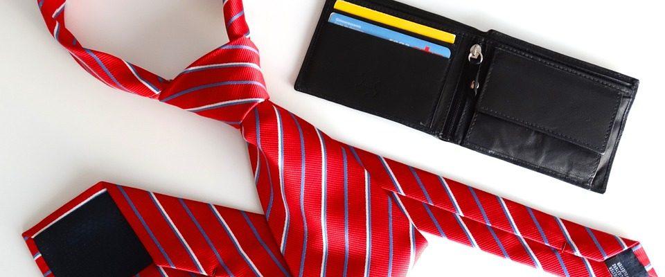 Jak šel čas s kravatami