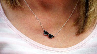 Minimalismus vede i u šperků