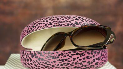 Pouzdro na brýle jako kabelka
