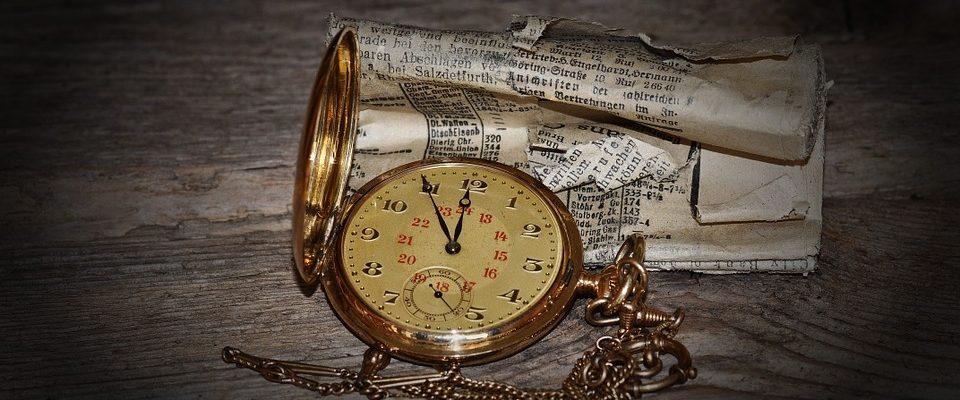 Visací hodinky jako doplněk